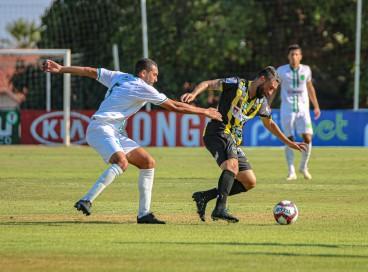 Floresta e Volta Redonda empataram em 1 a 1 neste sábado, 18, pela Série C do Brasileirão.