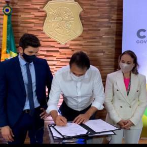 Governo do Ceará e Neoenergia assinam memorando para transporte público movido a hidrogênio verde