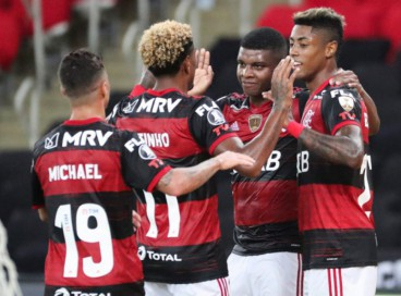 A partida entre Flamengo e Barcelona de Guayaquil, foi autorizada pelo Comitê Nacional de Operações de Emergência a ter 30% da capacidade de público; outros jogos no país já tiveram a presença da torcida; confira