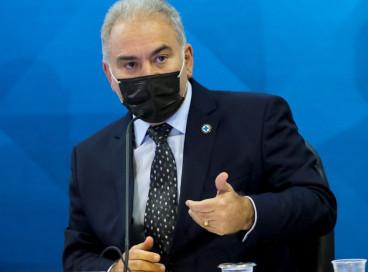 Ministro da Saúde, Marcelo Queiroga, integra a comitiva brasileira para a Assembleia Geral da ONU, em Nova York