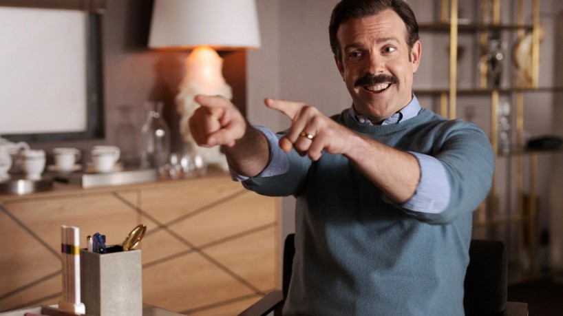 A comédia 'Ted Lasso' foi uma das grandes vencedoras do Emmy(foto: divulgação)