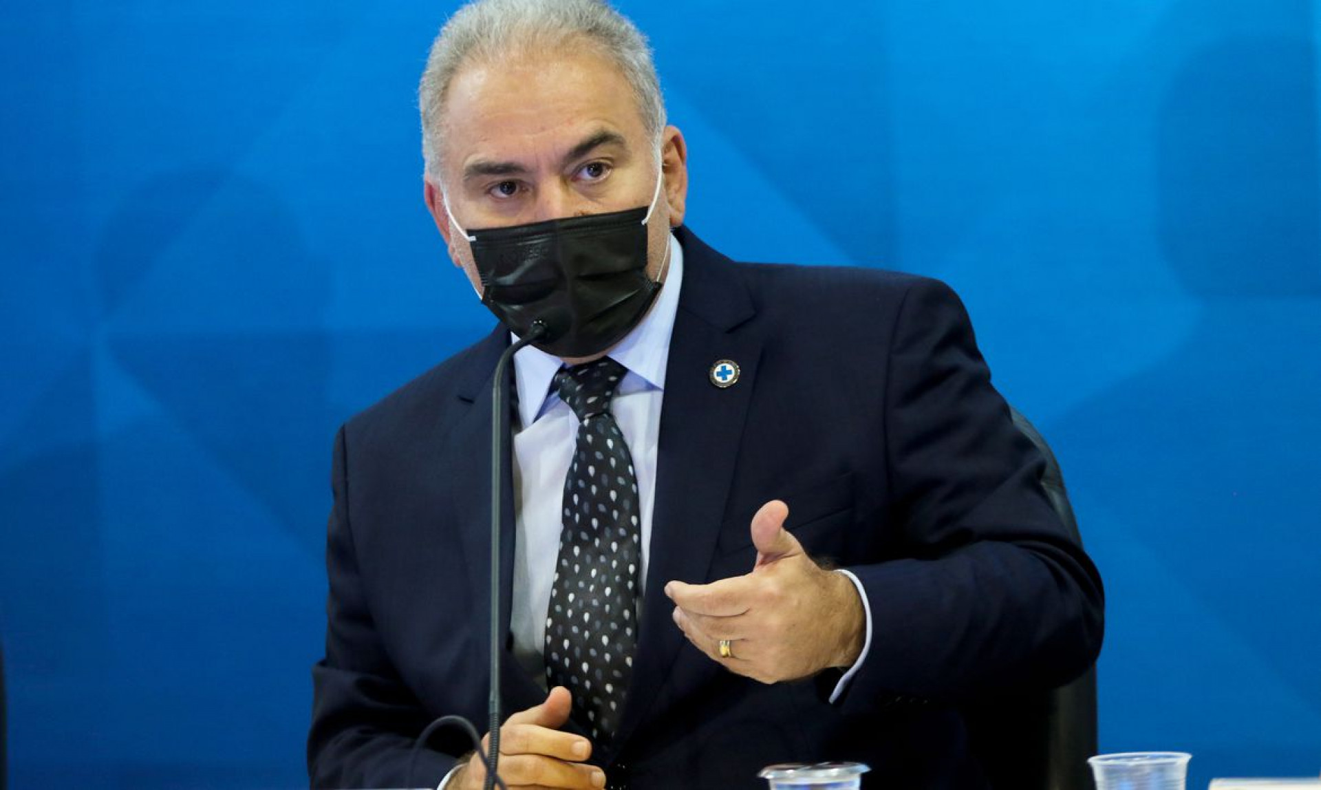 Ministro da Saúde, Marcelo Queiroga, não será mais ouvido pela CPI da Covid (Foto: Wilson Dias/Agência Brasil)