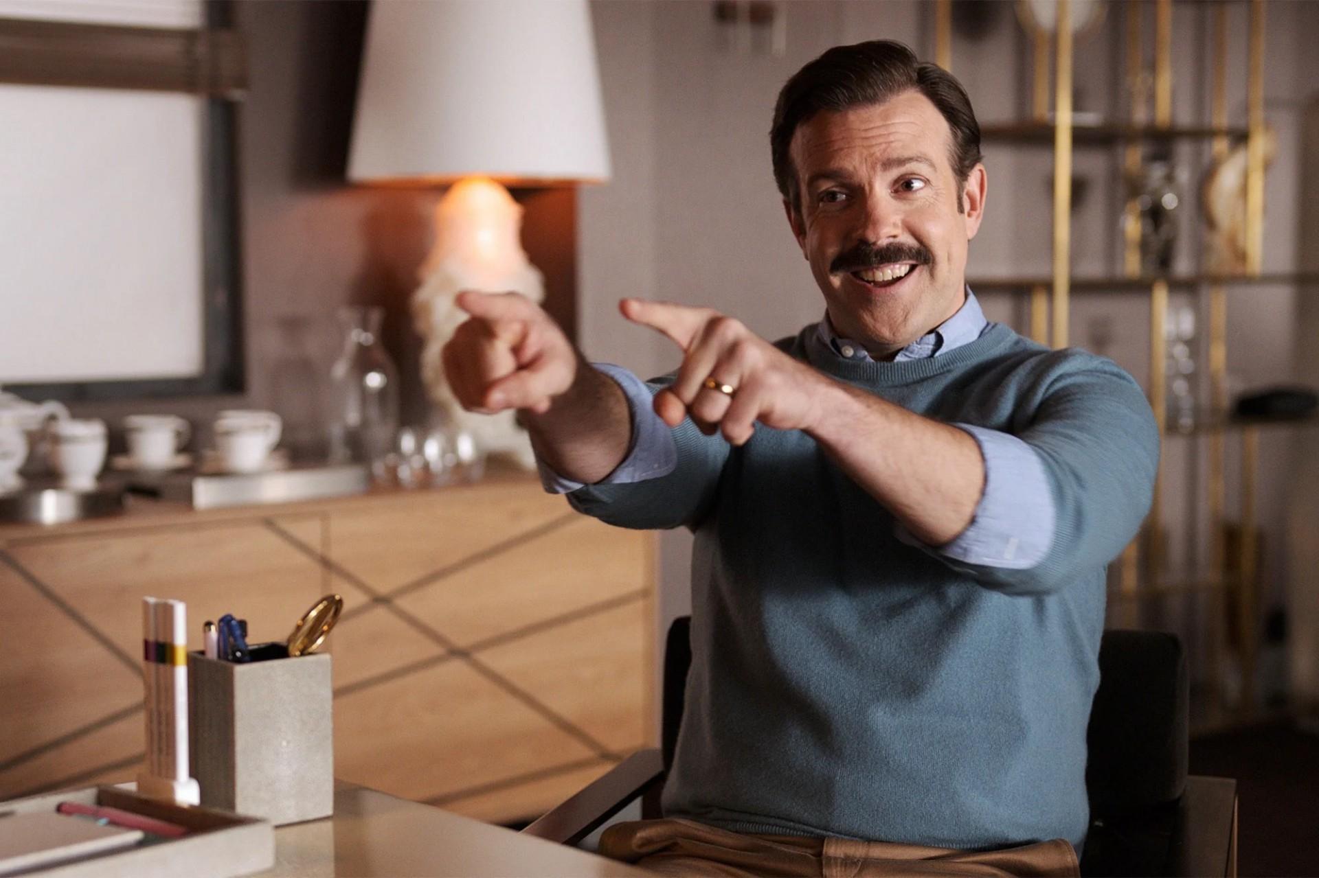 (Foto: divulgação)A comédia 'Ted Lasso' foi uma das grandes vencedoras do Emmy