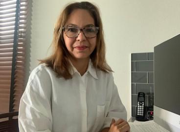 Michelle Rabelo, doutora em Tecnologias em Saúde