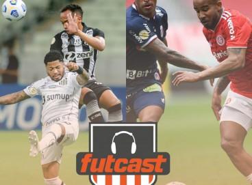 Episódio 176 do FutCast repercute resultados de Ceará e Fortaleza na 21ª rodada da Série A