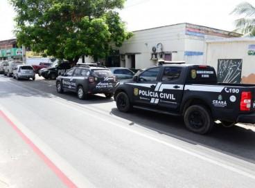 OPERAÇÃO Atroz predeu 11 pessoas suspeitas de integrar grupo criminoso