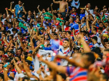 Fortaleza está entre os 20 clubes da América do Sul com mais interações no Instagram