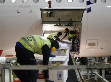 300 mil doses de CoronaVac compradas do Butantan chegam ao Ceará nesta quinta, 23 de setembro