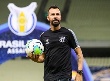 André Marcelino, roupeiro do Ceará, foi convidado para integrar a seleção brasileira nas Eliminatórias para a Copa do Mundo do Catar 2022.