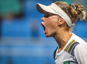 Tênis: Laura Pigossi decide título de duplas na Espanha