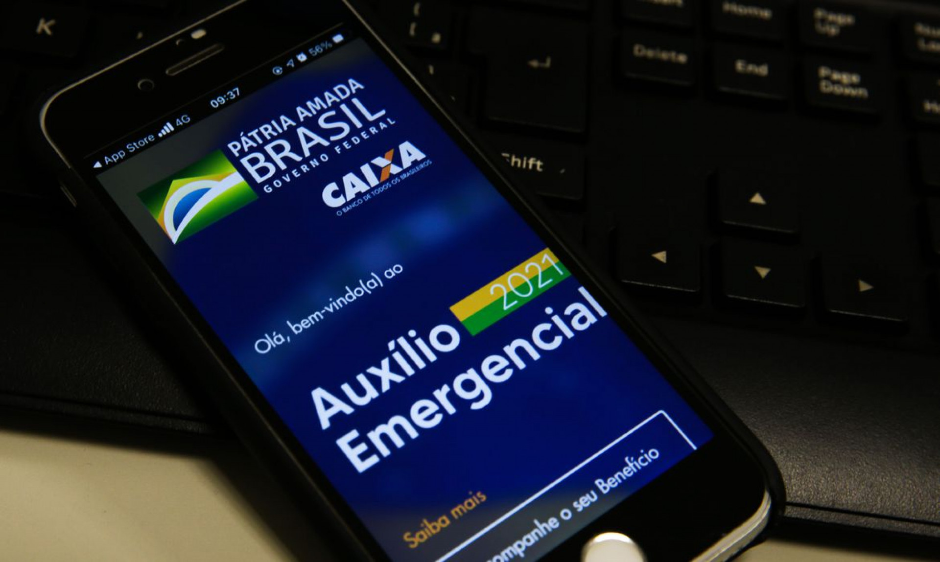 Auxílio Emergencial - Caixa paga hoje benefício a nascidos em março