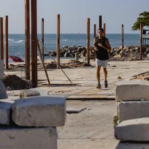 Orla de Fortaleza terá nova paisagem de ponta a ponta