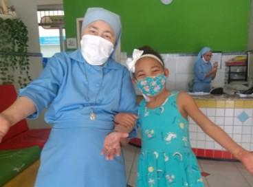 Instituição presta assistência a crianças e adolescentes com câncer