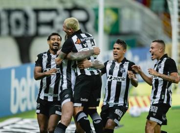 Ceará soma cinco vitórias e seis empates nos últimos 11 jogos na Arena Castelão