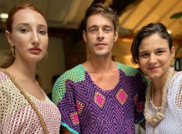 Projeto cearense fez estreia internacional em Milão