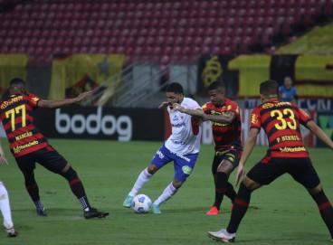 Fortaleza bate o Sport e iguala o número de vitórias da Série A passada