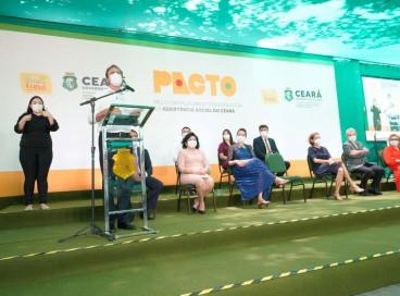 Cerimônia foi um dos eventos-testes realizados mediante avanço das atividades econômicas