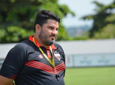 Eduardo Barroca foi demitido do Atlético-GO.