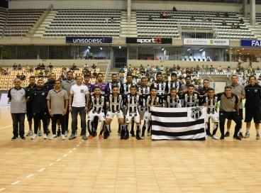 Ceará conquista a Copa do Brasil de futsal pela primeira vez na história