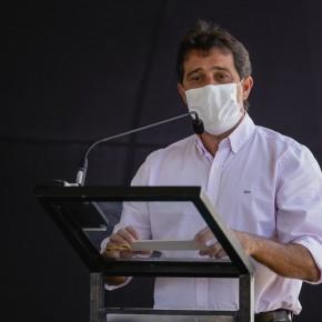 Evandro Leitão assume governo durante viagem de Camilo e Izolda