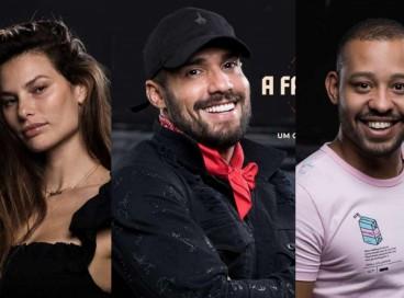 Está formada a segunda Roça de A Fazenda 2021. Vote na enquete: quem você quer que saia? Dayane Mello, Bil Araújo ou Mussunzinho?
