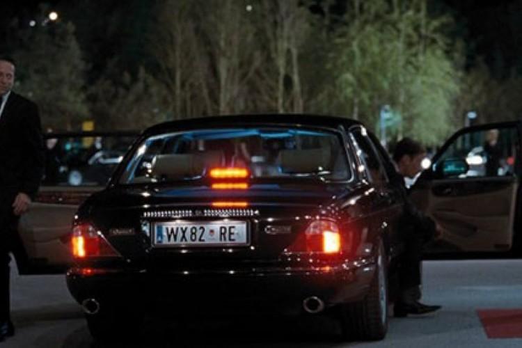 "Jaguar X308 (""007: Quantum of Solace"")"