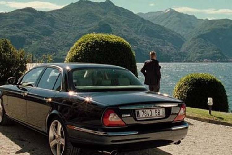 """Jaguar XJ8 (""""007: Cassino Royale"""")"""