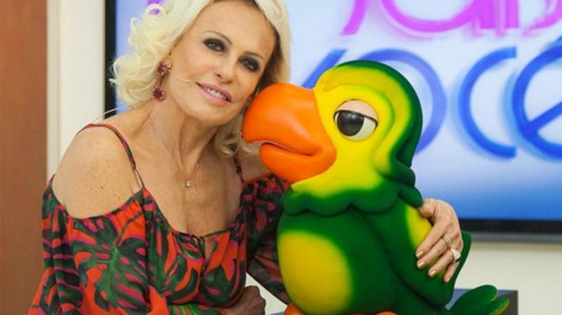 Desde 1997 até 2020, Ana Maria contou com a companhia de Louro José(foto: Reprodução/R7)