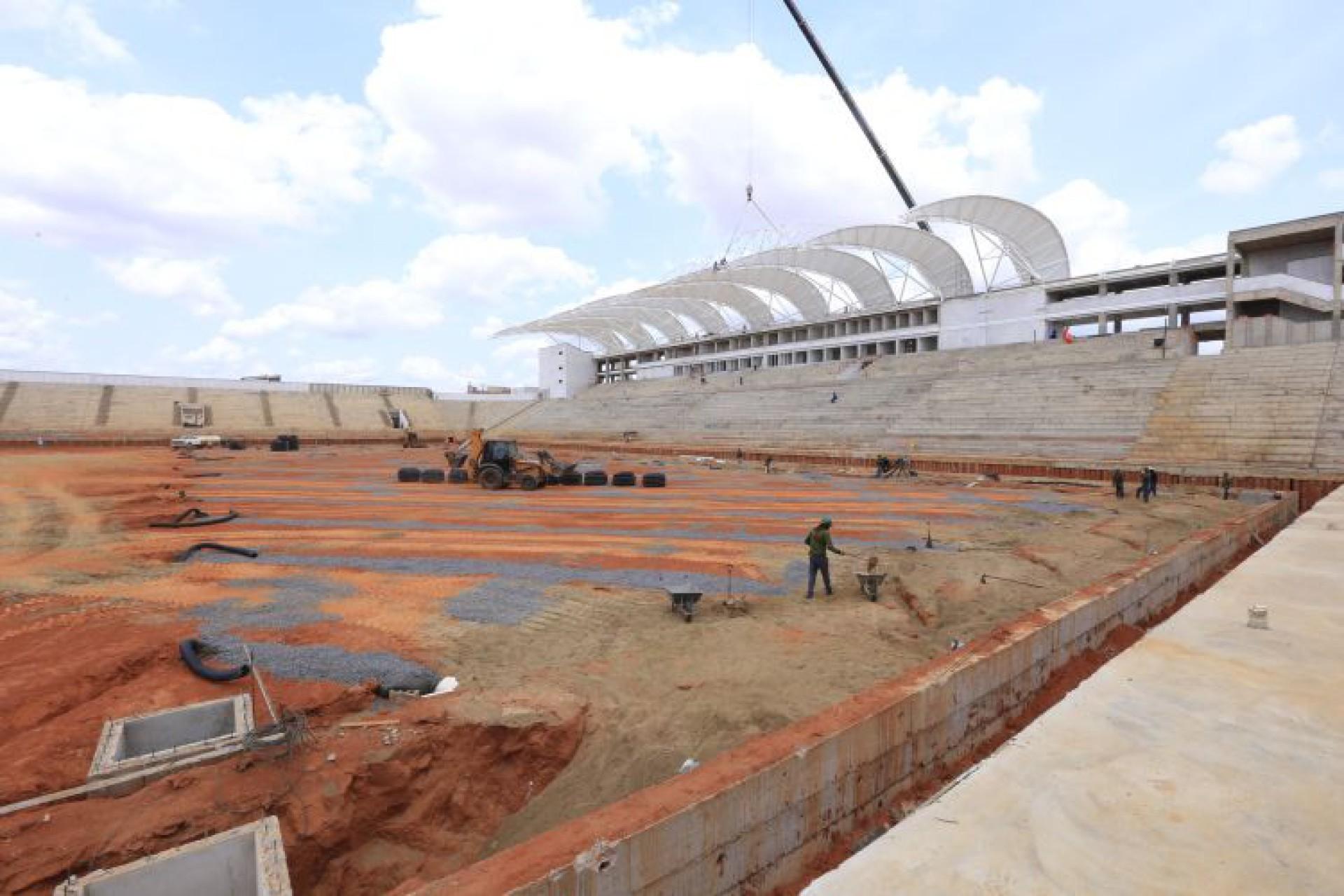 Sejuv apresentará propostas à CBF para sediar jogos do Brasileirão na Arena Romeirão