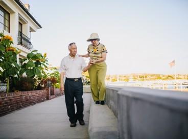 A ausência de uma qualidade na caminhada implica em diversos setores da vida idosa, segundo o ortopedista