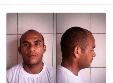 Preso por feminicídio, criminoso escapa de penitenciária na Região Metropolitana de Fortaleza.