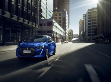O novo Peugeot 208 segue em destaque com crescimento de 517% em volume de vendas em comparação a 2020