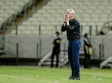 Técnico Tiago Nunes tenta fazer o Ceará manter invencibilidade em casa contra times do G-6