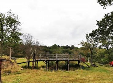 O preço da ponte do ursinho Pooh foi estimado entre 40.000 e 60.000 libras