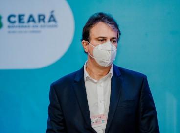 Governador do Ceará, Camilo Santana (PT)