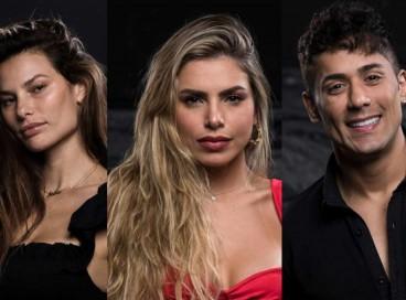 Está formada a terceira Roça de A Fazenda 2021. Vote na enquete: quem você quer que saia? Dayane, Erika ou Tiago?
