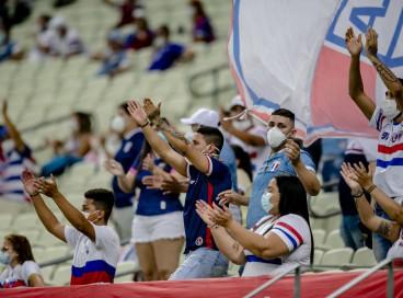 Com presença da torcida, Tricolor encara o Athletico-PR no Castelão