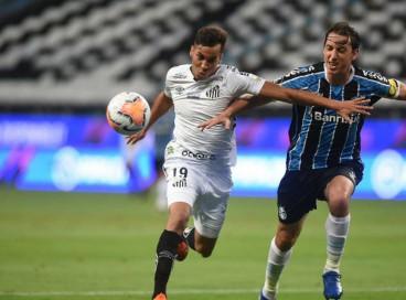 Santos x Grêmio pelo Brasileirão 2021 é um dos destaques dos jogos de hoje, 10
