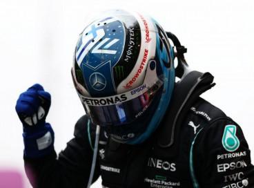 Bottas conquistou a décima vitória da carreira, ao vencer na Turquia