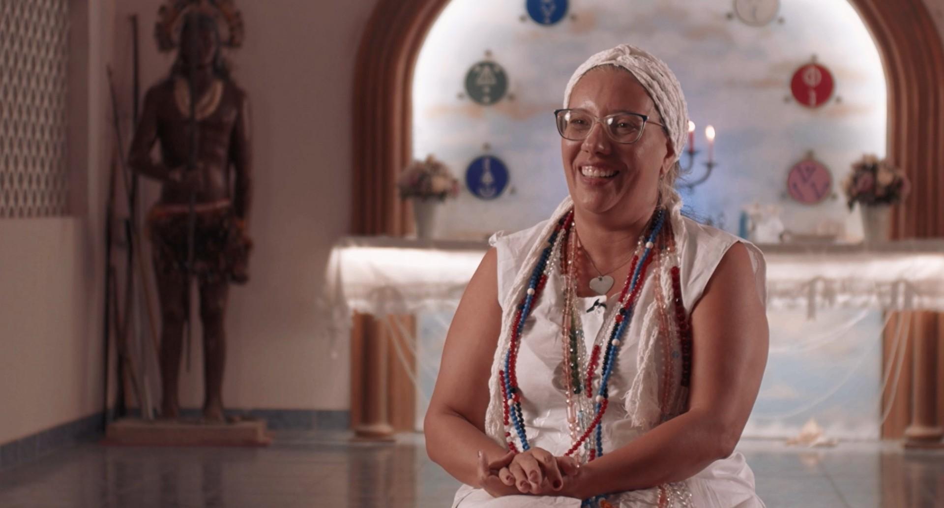 Mãe Elisa (Foto: Camila de Almeida/Divulgação)