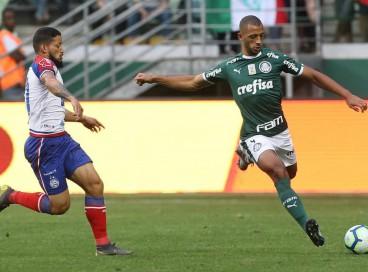 Bahia x Palmeiras pelo Brasileirão 2021 é um dos destaques dos jogos de hoje, 12
