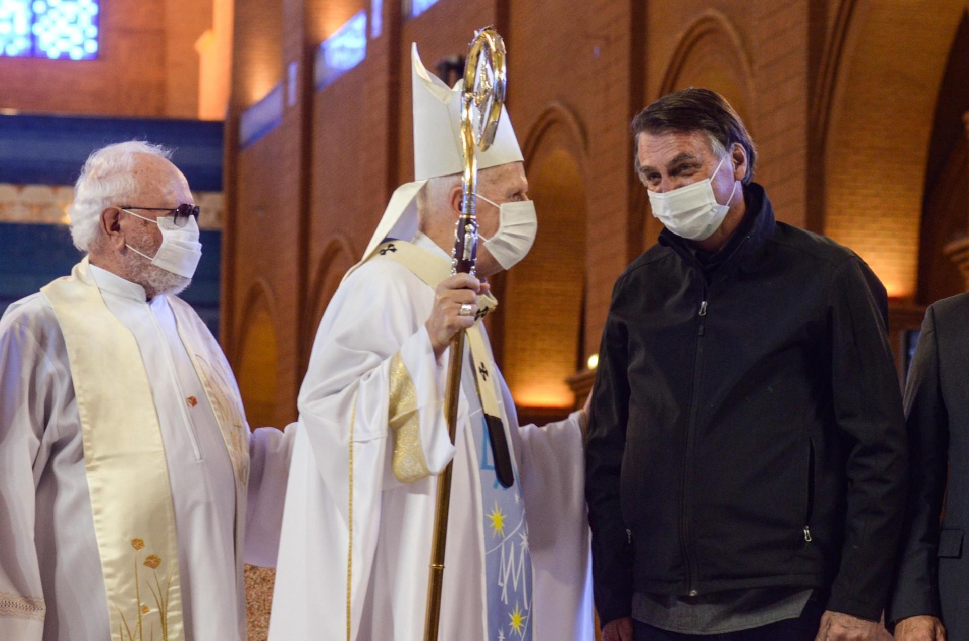 O arcebispo de Aparecida (SP), Dom Orlando Brandes, afirmou que
