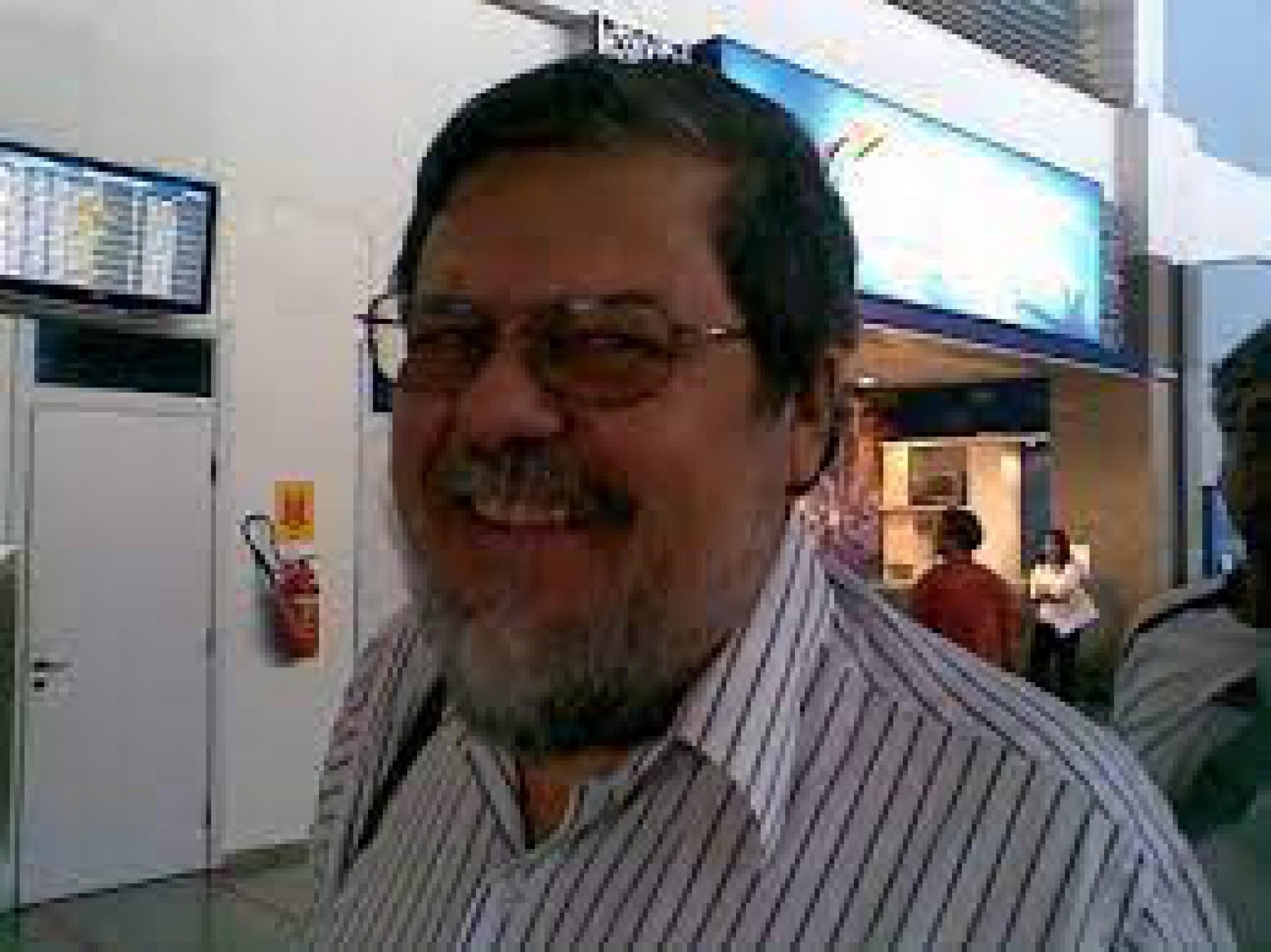 Antonio Mourão Cavalcante, médico, antropólogo e professor universitário (Foto: Paulo MOska - Blogdoeliomar)