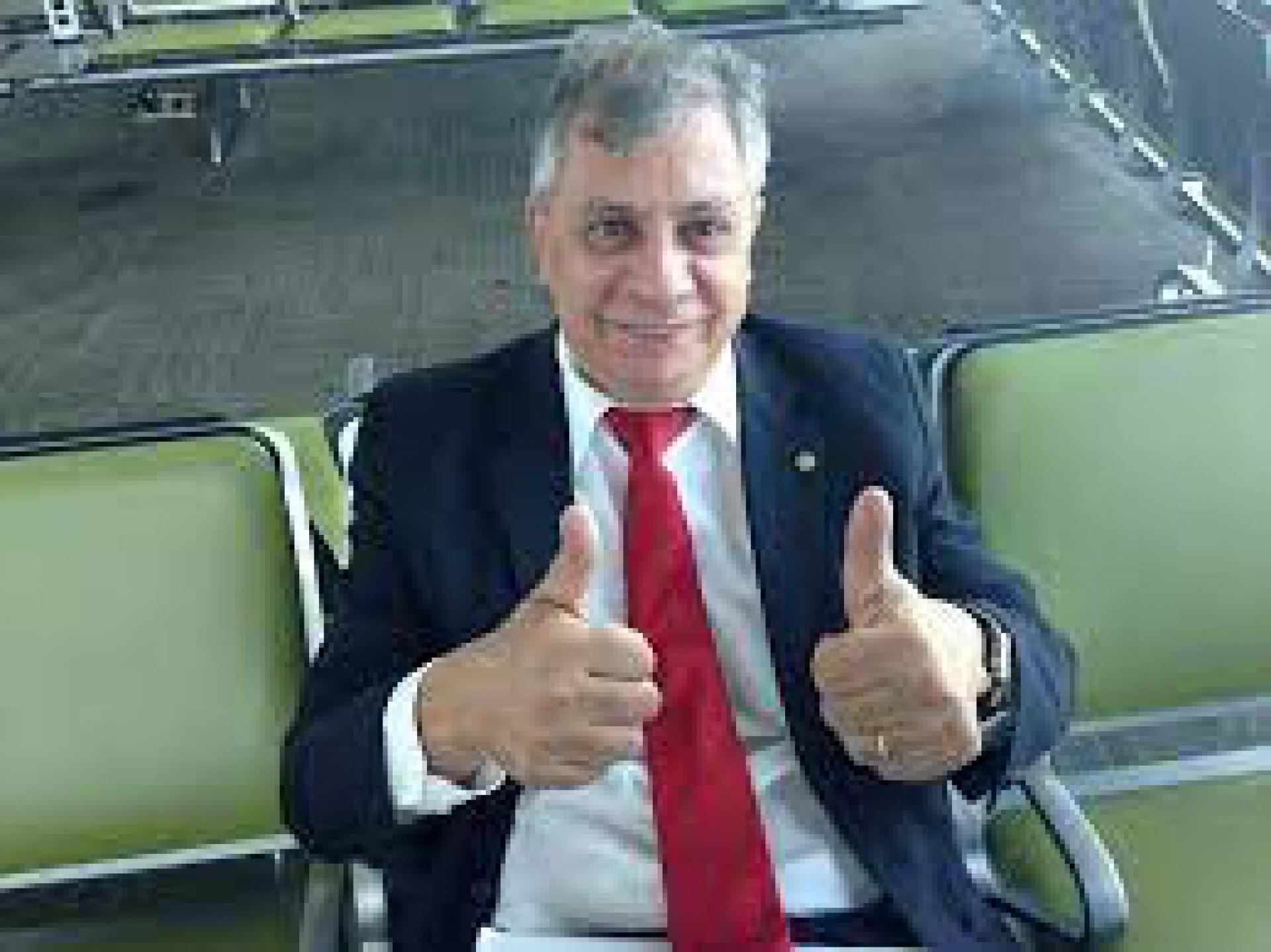 Zé Airton, deputado federal do PT (Foto: Divulgação)