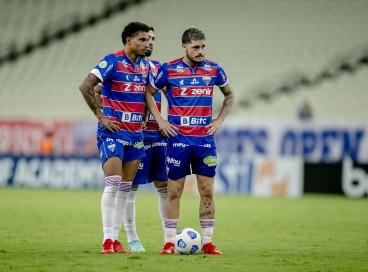 Ederson, Felipe e Lucas Crispim devem ser titulares do Fortaleza contra o Atlético-MG