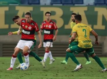 Flamengo e Cuiabá se enfrentam pela Série A do Brasileirão. Veja onde assistir ao vivo à transmissão e qual horário do jogo