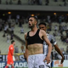 Ceará 2 x 2 Bragantino: empate heroico no Castelão