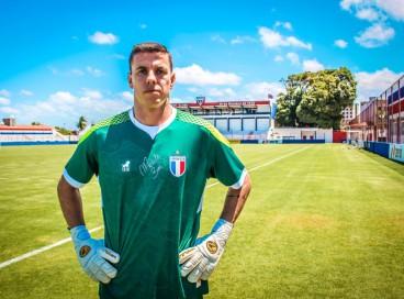 Novo uniforme do Fortaleza é uma homenagem ao goleiro Marcelo Boeck, ídolo da equipe tricolor