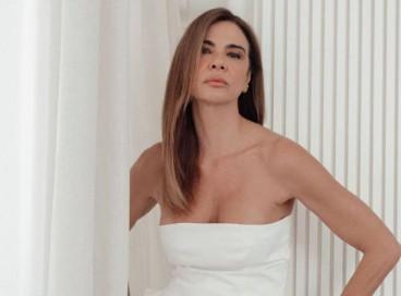 Luciana Gimenez recorda período em que descobriu que estava grávida