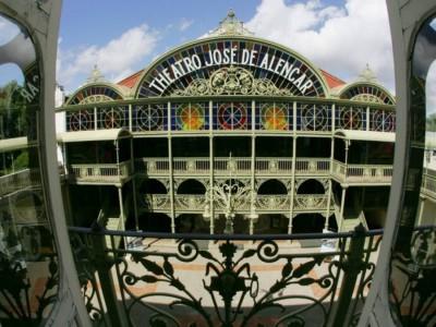 Frente Parlamentar em Defesa da Cultura será inaugurada no Theatro José de Alencar